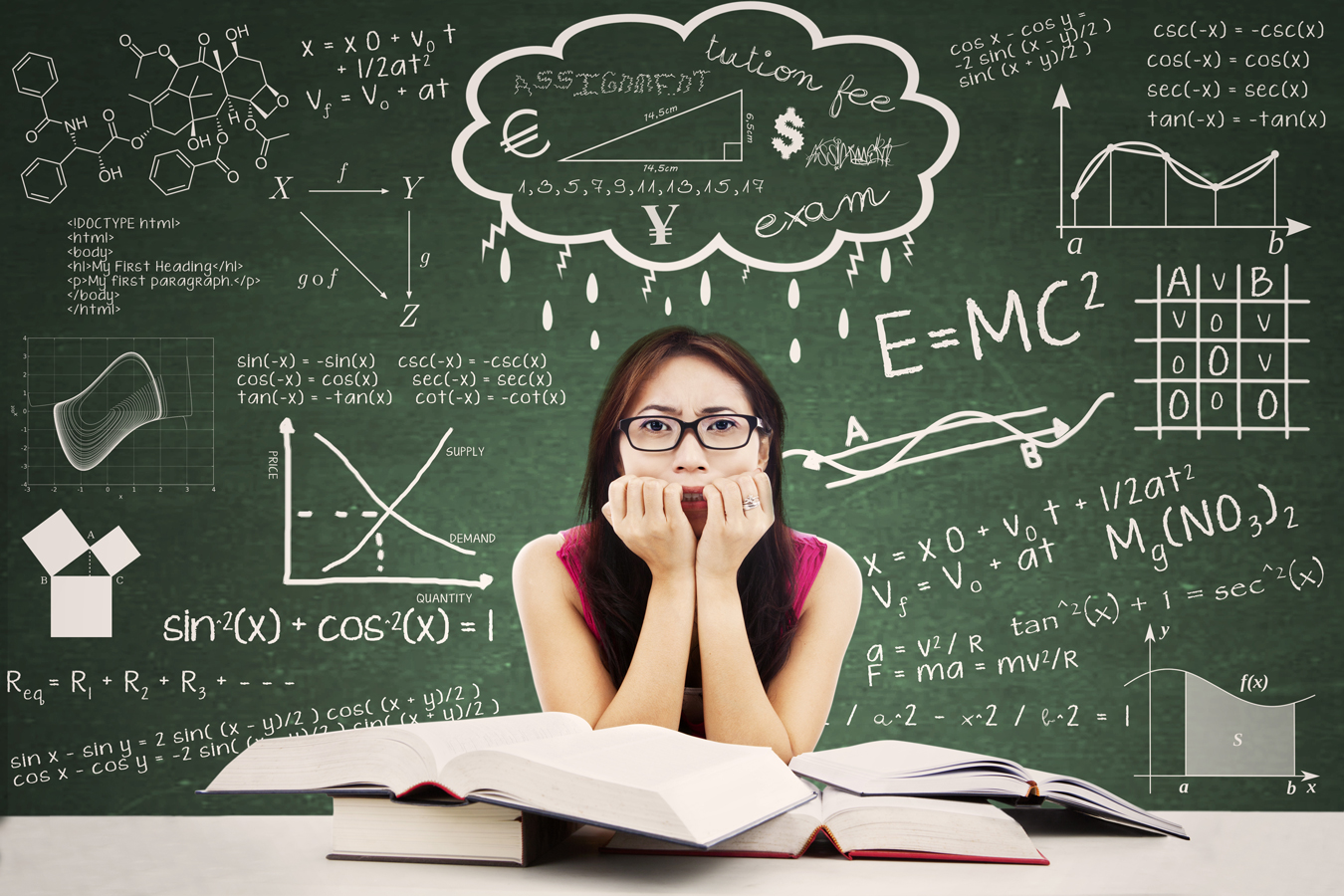 Coping with HSC and Exam Stress