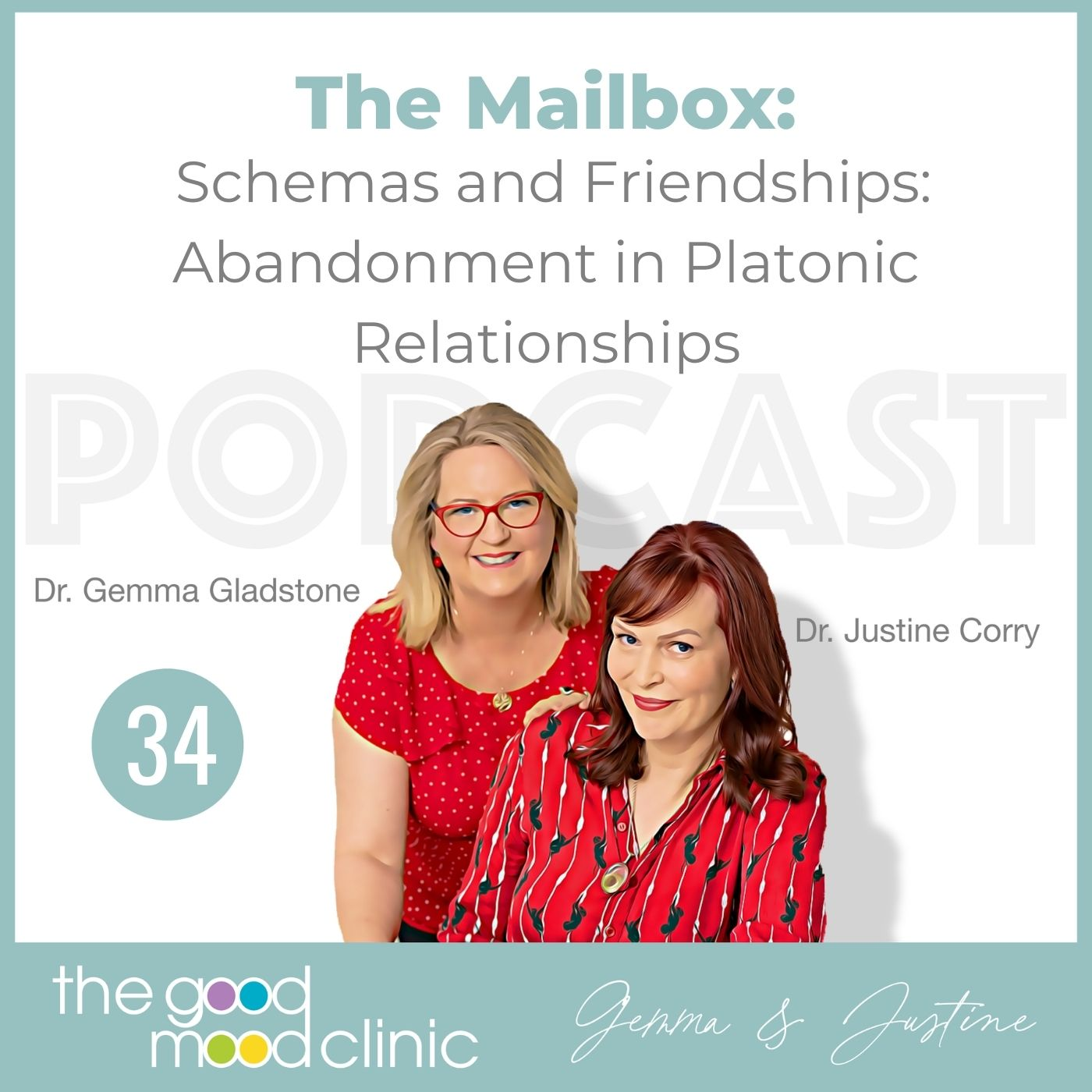 34: The Mailbox: Schemas and Friendships: Abandonment in Platonic Relationships